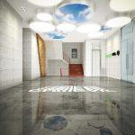 게임빌 1층로비