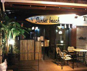 이태원 SUNSET BEACH 칵테일 바