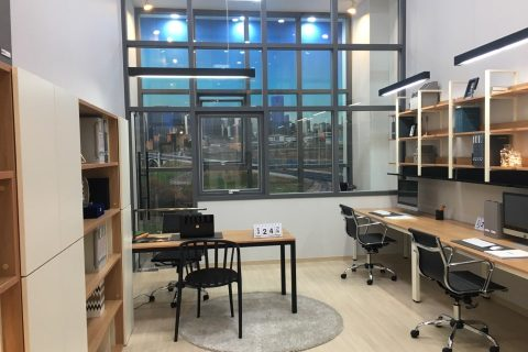하남 SMART VALLEY OFFICE 홍보관